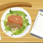 Nízkosacharidová dieta – vzor jídelníčku