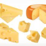 Mléčné výrobky II. – sýry, tvarohy