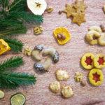 Nízkosacharidové vánoční cukroví